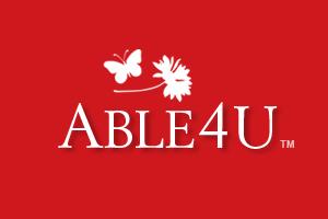 Able4U Logo